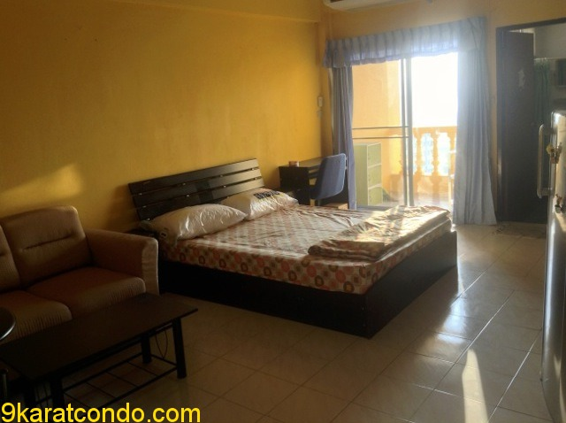 Single Room for Rent in Pattaya (507)