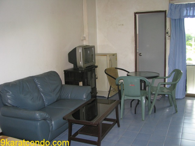 Single Room for Rent in Pattaya (077)