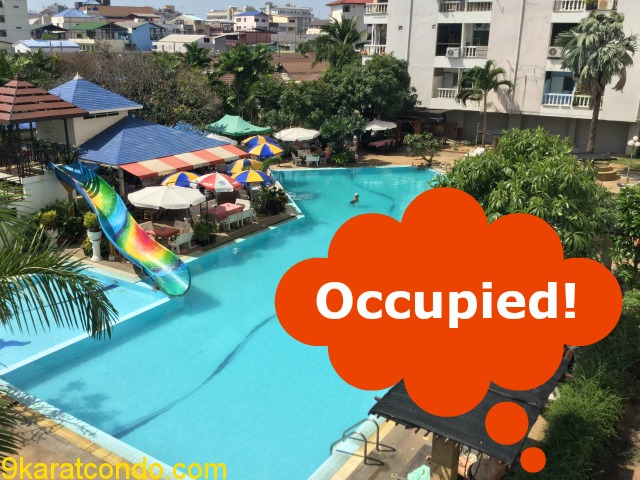 Single Room for Rent in Pattaya (075)
